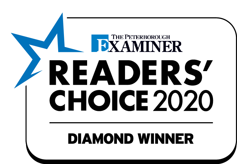 Peterborough Examiner Reader's Choice 2020 Diamond Winner